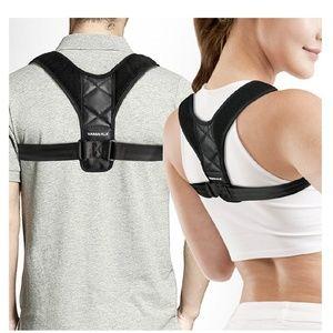 Accessories - Back Brace - High Back Brace for Women Men